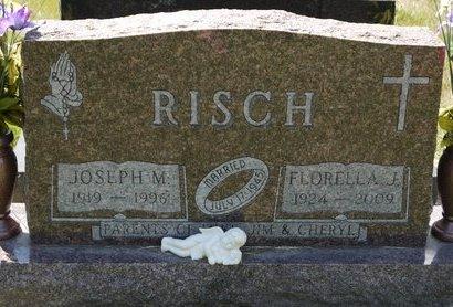 RISCH, JOSEPH M. - Codington County, South Dakota | JOSEPH M. RISCH - South Dakota Gravestone Photos