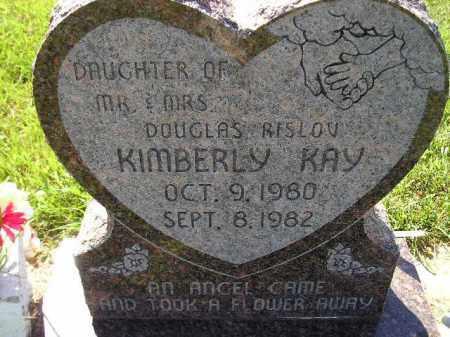 RISLOV, KIMBERLY KAY - Codington County, South Dakota | KIMBERLY KAY RISLOV - South Dakota Gravestone Photos