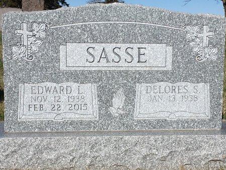 SASSE, EDWARD L. - Codington County, South Dakota | EDWARD L. SASSE - South Dakota Gravestone Photos