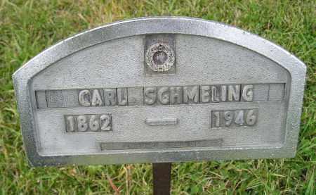 SCHMELING, CARL - Codington County, South Dakota | CARL SCHMELING - South Dakota Gravestone Photos