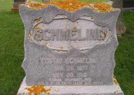 SCHMELING, GUSTAV - Codington County, South Dakota   GUSTAV SCHMELING - South Dakota Gravestone Photos