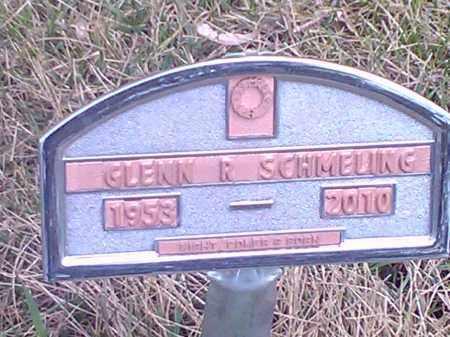 SCHMELING, GLENN R - Codington County, South Dakota | GLENN R SCHMELING - South Dakota Gravestone Photos