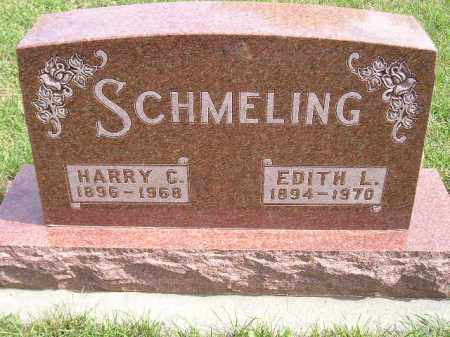 SCHMELING, HARRY C. - Codington County, South Dakota | HARRY C. SCHMELING - South Dakota Gravestone Photos