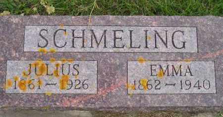SCHMELING, EMMA - Codington County, South Dakota | EMMA SCHMELING - South Dakota Gravestone Photos