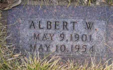 SCHMITT, ALBERT W. - Codington County, South Dakota | ALBERT W. SCHMITT - South Dakota Gravestone Photos