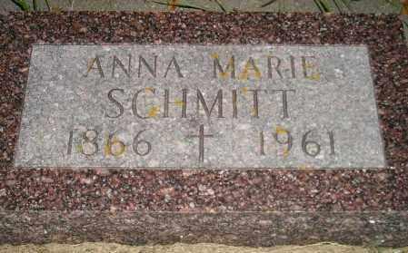 SCHMITT, ANNA MARIE - Codington County, South Dakota | ANNA MARIE SCHMITT - South Dakota Gravestone Photos