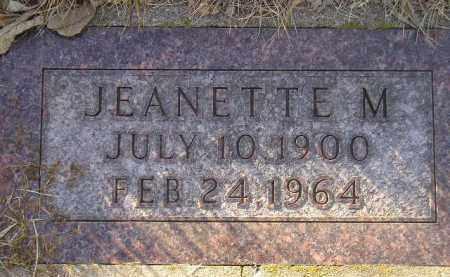 SCHMITT, JEANETTE M. - Codington County, South Dakota | JEANETTE M. SCHMITT - South Dakota Gravestone Photos
