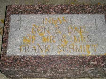 SCHMITT, SON & DAUGHTER - Codington County, South Dakota   SON & DAUGHTER SCHMITT - South Dakota Gravestone Photos
