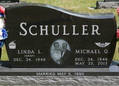 SCHULLER, LINDA L. - Codington County, South Dakota | LINDA L. SCHULLER - South Dakota Gravestone Photos