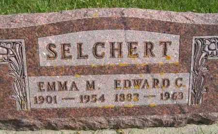 SELCHERT, EMMA M. - Codington County, South Dakota | EMMA M. SELCHERT - South Dakota Gravestone Photos