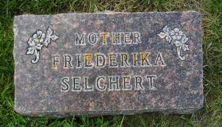 SELCHERT, FRIEDERIKA - Codington County, South Dakota | FRIEDERIKA SELCHERT - South Dakota Gravestone Photos