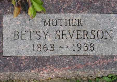 NESHEIM SEVERSON, BETSY - Codington County, South Dakota | BETSY NESHEIM SEVERSON - South Dakota Gravestone Photos