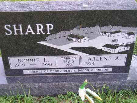 SHARP, BOBBIE L. - Codington County, South Dakota | BOBBIE L. SHARP - South Dakota Gravestone Photos