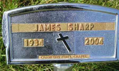 SHARP, JAMES - Codington County, South Dakota | JAMES SHARP - South Dakota Gravestone Photos