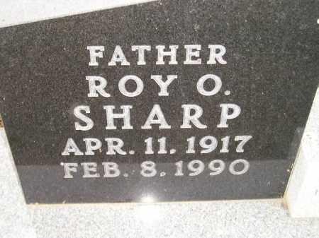 SHARP, ROY O. - Codington County, South Dakota | ROY O. SHARP - South Dakota Gravestone Photos