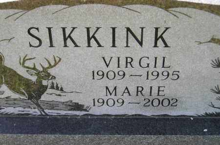 SIKKINK, KAREN MARIE - Codington County, South Dakota | KAREN MARIE SIKKINK - South Dakota Gravestone Photos