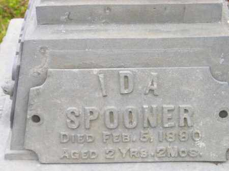 SPOONER, IDA - Codington County, South Dakota | IDA SPOONER - South Dakota Gravestone Photos