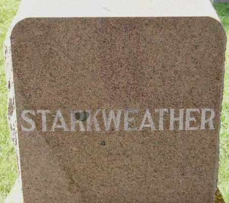 STARKWEATHER, FAMILY STONE - Codington County, South Dakota | FAMILY STONE STARKWEATHER - South Dakota Gravestone Photos