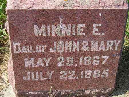 STARKWEATHER, MINNIE E. - Codington County, South Dakota | MINNIE E. STARKWEATHER - South Dakota Gravestone Photos
