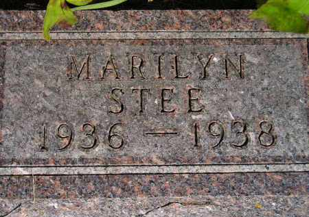 STEE, MARILYN J. - Codington County, South Dakota | MARILYN J. STEE - South Dakota Gravestone Photos