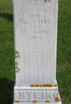 STEIN, JOHN A, - Codington County, South Dakota | JOHN A, STEIN - South Dakota Gravestone Photos