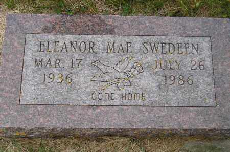 SWEDEEN, ELEANOR MAE - Codington County, South Dakota | ELEANOR MAE SWEDEEN - South Dakota Gravestone Photos
