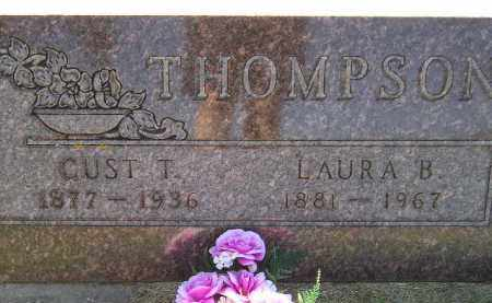 THOMPSON, GUST T. - Codington County, South Dakota | GUST T. THOMPSON - South Dakota Gravestone Photos