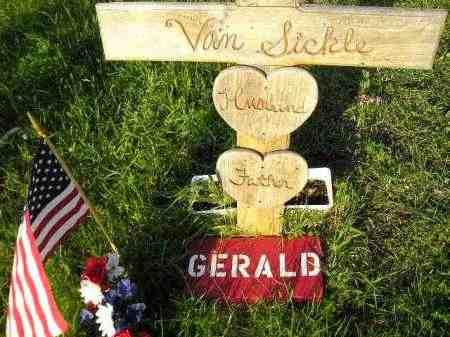 VAN SICKLE, GERALD - Codington County, South Dakota   GERALD VAN SICKLE - South Dakota Gravestone Photos