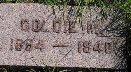 MEYERS VAN SICKLE, GOLDIE MAE - Codington County, South Dakota | GOLDIE MAE MEYERS VAN SICKLE - South Dakota Gravestone Photos