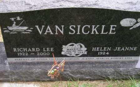 STADEM VAN SICKLE, HELEN JEANNE - Codington County, South Dakota | HELEN JEANNE STADEM VAN SICKLE - South Dakota Gravestone Photos