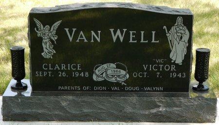 VAN WELL, CLARICE - Codington County, South Dakota | CLARICE VAN WELL - South Dakota Gravestone Photos