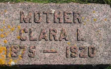 VAN SICKLE, CLARA I. - Codington County, South Dakota | CLARA I. VAN SICKLE - South Dakota Gravestone Photos