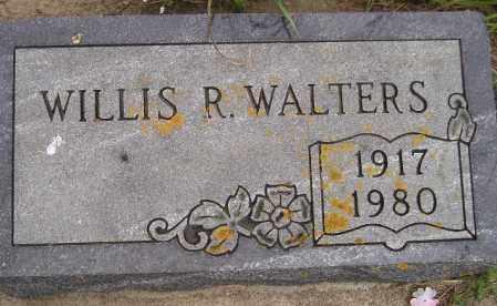 WALTERS, WILLIS R. - Codington County, South Dakota   WILLIS R. WALTERS - South Dakota Gravestone Photos