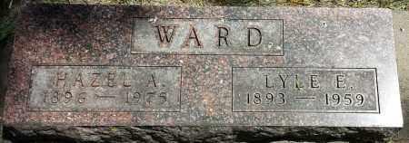 WARD, HAZEL A - Codington County, South Dakota | HAZEL A WARD - South Dakota Gravestone Photos