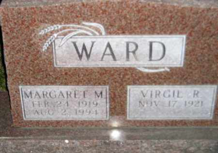 WARD, MARGARET M. - Codington County, South Dakota | MARGARET M. WARD - South Dakota Gravestone Photos