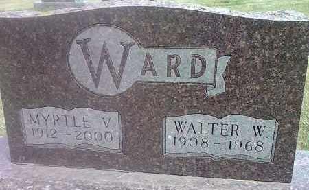 WARD, MYRTLE V - Codington County, South Dakota | MYRTLE V WARD - South Dakota Gravestone Photos