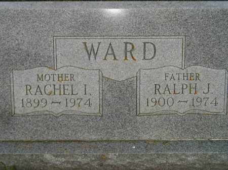 WARD, RALPH J. - Codington County, South Dakota | RALPH J. WARD - South Dakota Gravestone Photos