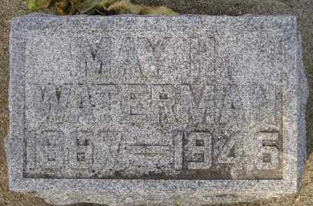 WATERMAN, MAY H. - Codington County, South Dakota | MAY H. WATERMAN - South Dakota Gravestone Photos