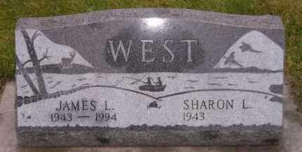 WEST, JAMES L. - Codington County, South Dakota | JAMES L. WEST - South Dakota Gravestone Photos