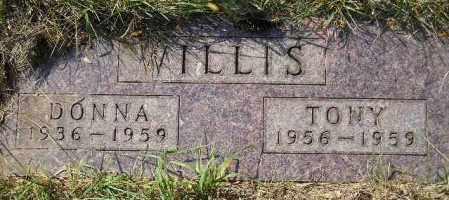 WILLIS, DONNA LOU - Codington County, South Dakota | DONNA LOU WILLIS - South Dakota Gravestone Photos