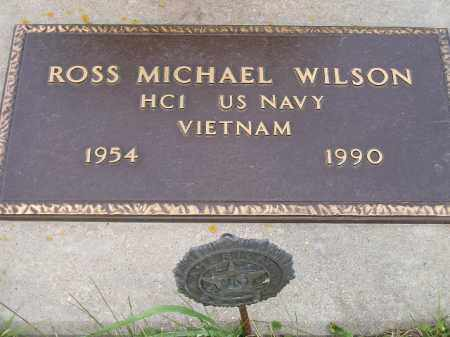 WILSON, ROSS MICHAEL - Codington County, South Dakota | ROSS MICHAEL WILSON - South Dakota Gravestone Photos