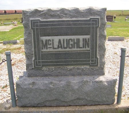 MCLAUGHLIN, *FAMILY MONUMENT - Corson County, South Dakota | *FAMILY MONUMENT MCLAUGHLIN - South Dakota Gravestone Photos