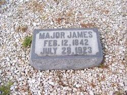 MCLAUGHLIN, JAMES (MAJOR) - Corson County, South Dakota | JAMES (MAJOR) MCLAUGHLIN - South Dakota Gravestone Photos