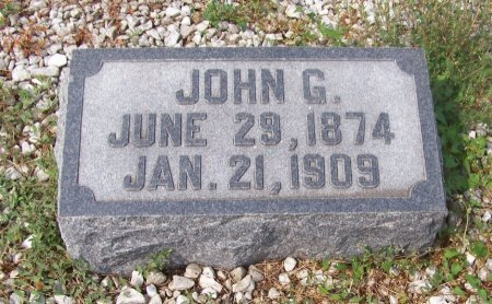 MCLAUGHLIN, JOHN G. - Corson County, South Dakota | JOHN G. MCLAUGHLIN - South Dakota Gravestone Photos