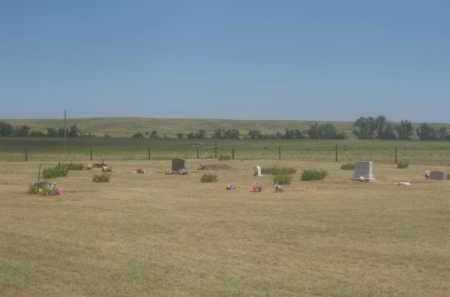 *FOLSOM CEMETERY, VIEW OF CEMETERY - Custer County, South Dakota   VIEW OF CEMETERY *FOLSOM CEMETERY - South Dakota Gravestone Photos