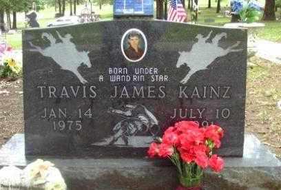 KAINZ, TRAVIS - Custer County, South Dakota | TRAVIS KAINZ - South Dakota Gravestone Photos