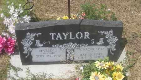 TAYLOR, BEVERLY  J. - Custer County, South Dakota | BEVERLY  J. TAYLOR - South Dakota Gravestone Photos