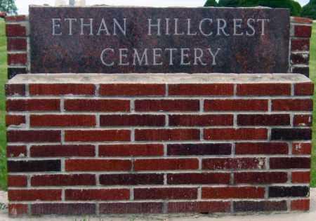 * CEMETERY, HILLCREST - Davison County, South Dakota | HILLCREST * CEMETERY - South Dakota Gravestone Photos