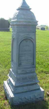 BLACKMAN, FLAVEL - Davison County, South Dakota | FLAVEL BLACKMAN - South Dakota Gravestone Photos