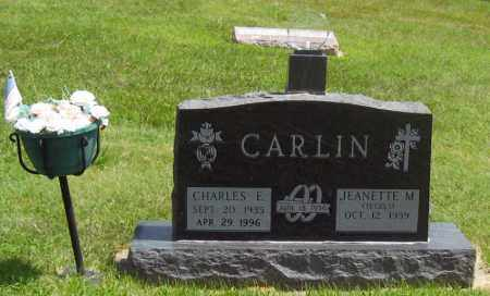 CARLIN, CHARLES - Davison County, South Dakota | CHARLES CARLIN - South Dakota Gravestone Photos